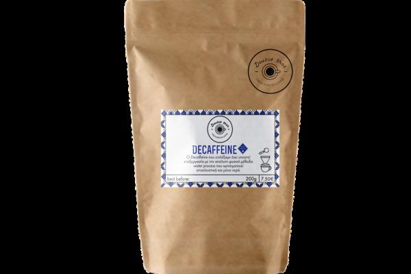 Decaffeine Espresso